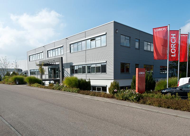 Firmenzentrale der Lorch Schweißtechnik GmbH in Auenwald